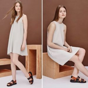 Aritzia Wilfred Le Fou Trompette Dress| XS